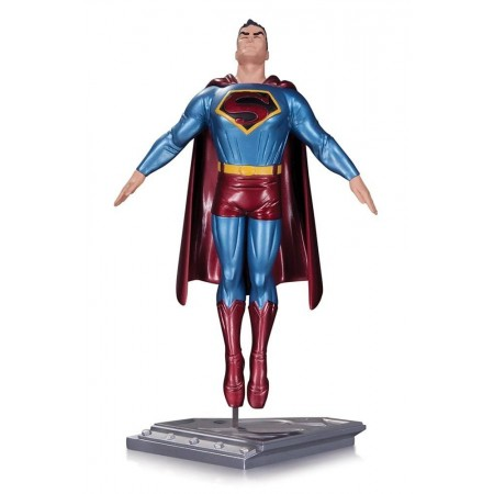 DC Collectibles Superman Man of Steel Statue by Darwyn Cooke 17cm DC COLLECTIBLES - 1