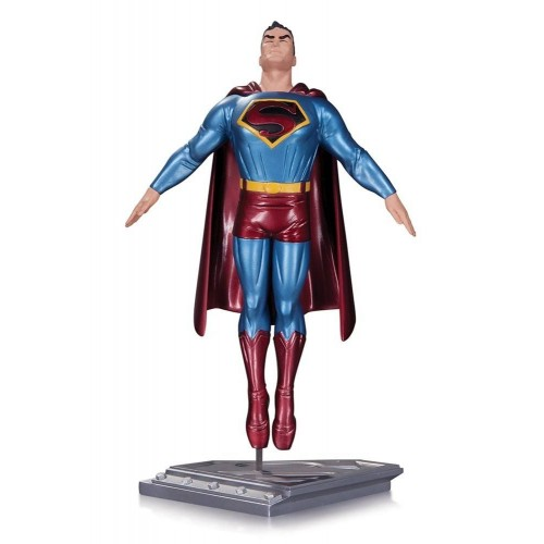 Superman Man of Steel Statue by Darwyn Cooke 17cm DC Collectibles - 2