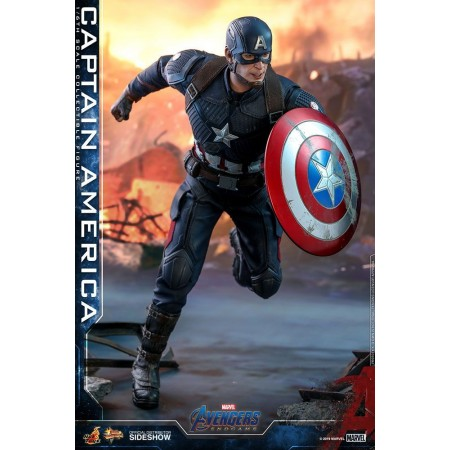 Avengers: Endgame Action Figure 1/6 Captain America 31 cm Hot Toys - 1