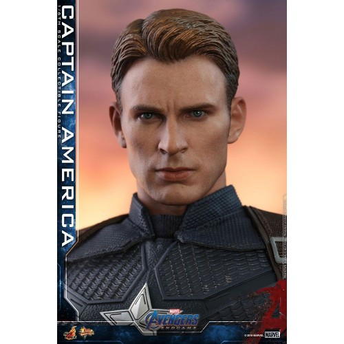 Avengers: Endgame Action Figure 1/6 Captain America 31 cm Hot Toys - 7