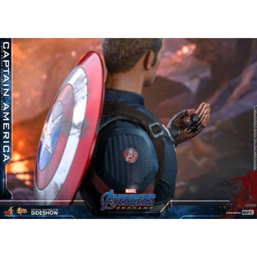 Avengers: Endgame Action Figure 1/6 Captain America 31 cm Hot Toys - 11
