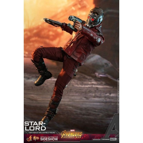Avengers: Infinity War Action Figure 1/6 Star-Lord 31 cm Hot Toys - 4