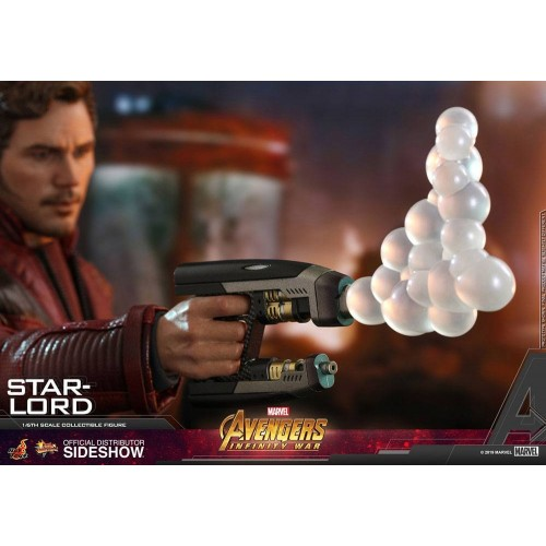 Avengers: Infinity War Action Figure 1/6 Star-Lord 31 cm Hot Toys - 11