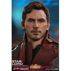 Avengers: Infinity War Action Figure 1/6 Star-Lord 31 cm HOT TOYS - 12