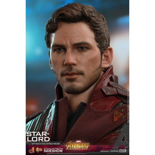 Avengers: Infinity War Action Figure 1/6 Star-Lord 31 cm Hot Toys - 13