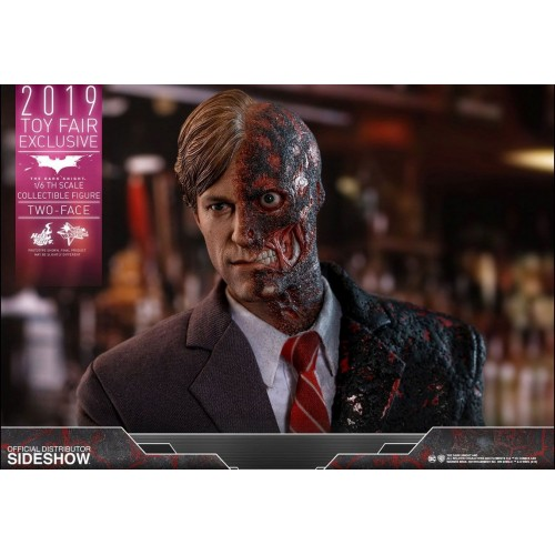 The Dark Knight Action Figure 1/6 Two-Face 2019 Toy Fair Exclusive 31 cm Hot Toys - 5