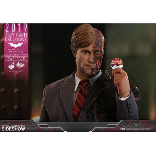 The Dark Knight Action Figure 1/6 Two-Face 2019 Toy Fair Exclusive 31 cm Hot Toys - 6