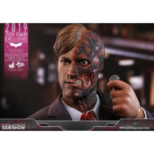 The Dark Knight Action Figure 1/6 Two-Face 2019 Toy Fair Exclusive 31 cm Hot Toys - 7