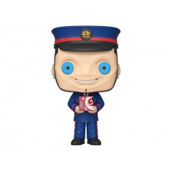 Doctor Who POP! TV Vinyl Figure The Kerblam Man (GW) 9 cm FUNKO - 1