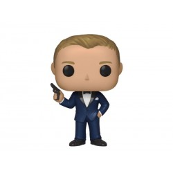 James Bond POP! Movies Vinyl Figure Daniel Craig (Casino Royale) 9 cm FUNKO - 1