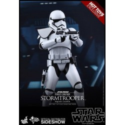 Hot Toys Star Wars EPVII Squad Leader Stormtrooper 1/6 Action Figure 30cm Hot Toys - 1