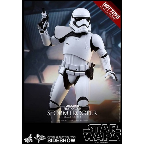 Hot Toys Star Wars EPVII Squad Leader Stormtrooper 1/6 Action Figure 30cm Hot Toys - 2
