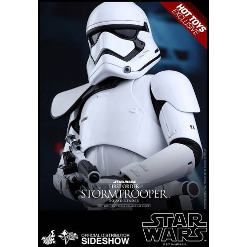 Hot Toys Star Wars EPVII Squad Leader Stormtrooper 1/6 Action Figure 30cm HOT TOYS - 3