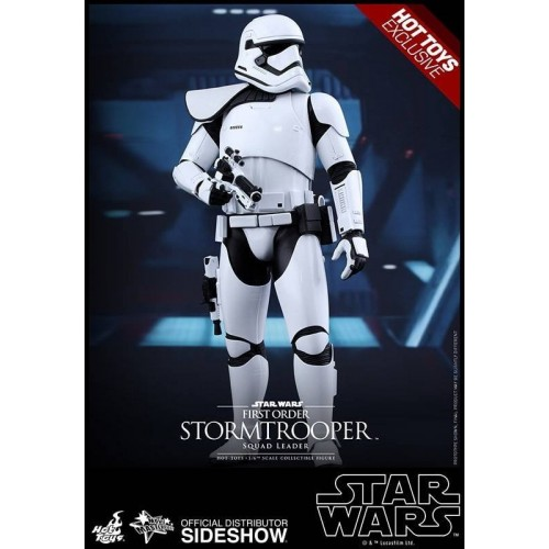 Hot Toys Star Wars EPVII Squad Leader Stormtrooper 1/6 Action Figure 30cm HOT TOYS - 4