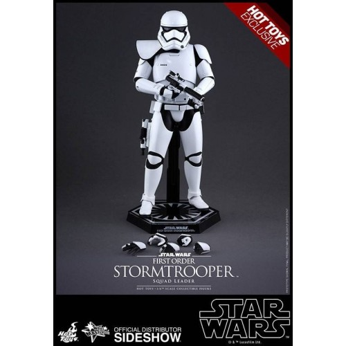 Hot Toys Star Wars EPVII Squad Leader Stormtrooper 1/6 Action Figure 30cm Hot Toys - 6