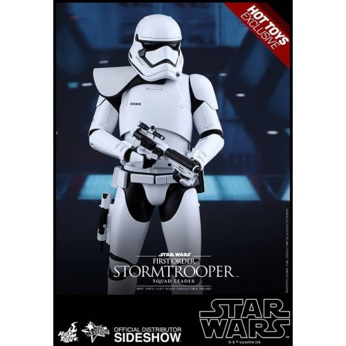 Hot Toys Star Wars EPVII Squad Leader Stormtrooper 1/6 Action Figure 30cm Hot Toys - 7