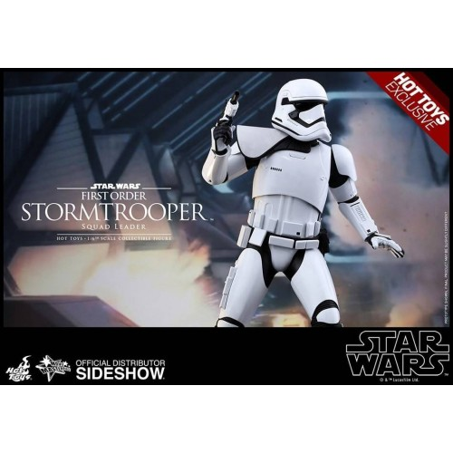 Hot Toys Star Wars EPVII Squad Leader Stormtrooper 1/6 Action Figure 30cm Hot Toys - 10