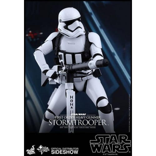 Hot Toys Star Wars Episode VII Stormtrooper Heavy Gunner Action Figure 30cm HOT TOYS - 2