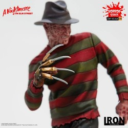 Nightmare on Elm Street Art Scale Statue 1/10 Freddy Krueger 19 cm IRON STUDIOS - 6