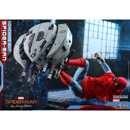 Spider-Man: Far From Home Action Figure 1/6 Spider-Man (Homemade Suit) 29 cm Hot Toys - 12