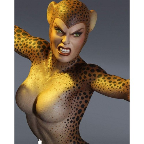 DC Comic Super Powers Collection Maquette Cheetah 25 cm Tweeterhead - 1