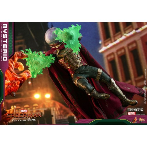 Spider-Man: Far From Home Action Figure Mysterio 30 cm HOT TOYS - 2