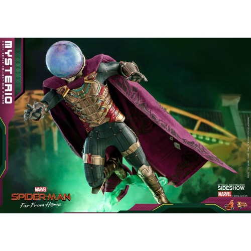 Spider-Man: Far From Home Action Figure Mysterio 30 cm HOT TOYS - 4