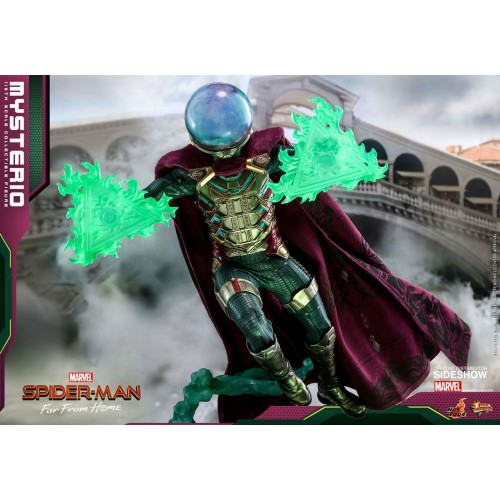Spider-Man: Far From Home Action Figure Mysterio 30 cm HOT TOYS - 5