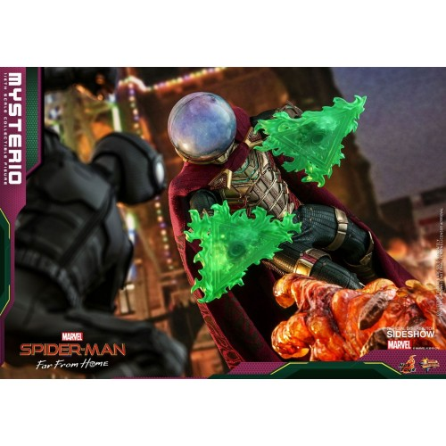 Spider-Man: Far From Home Action Figure Mysterio 30 cm HOT TOYS - 6