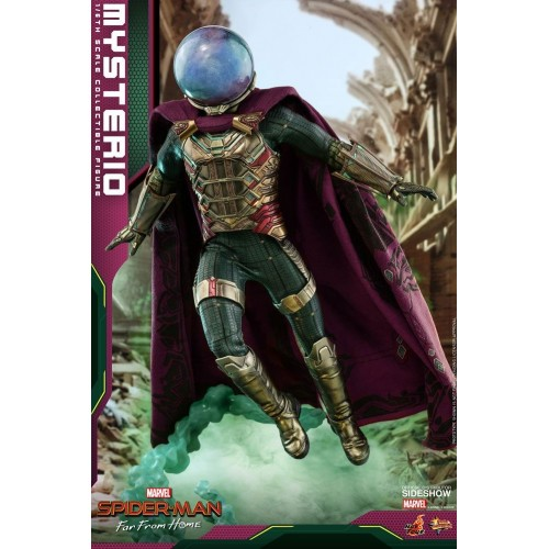 Spider-Man: Far From Home Action Figure Mysterio 30 cm HOT TOYS - 8