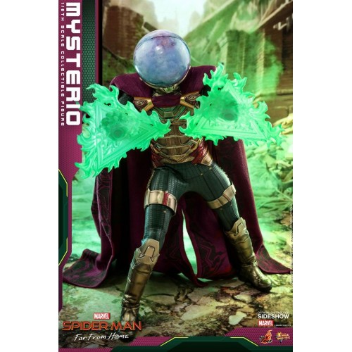 Spider-Man: Far From Home Action Figure Mysterio 30 cm HOT TOYS - 9