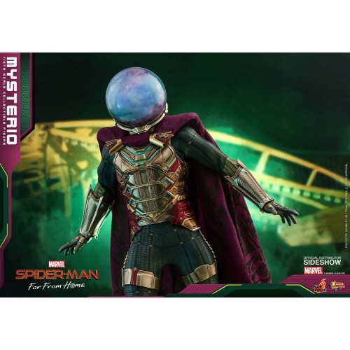 Spider-Man: Far From Home Action Figure Mysterio 30 cm HOT TOYS - 10