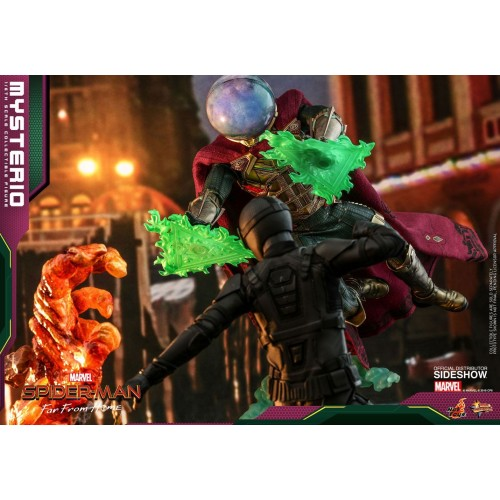 Spider-Man: Far From Home Action Figure Mysterio 30 cm HOT TOYS - 11