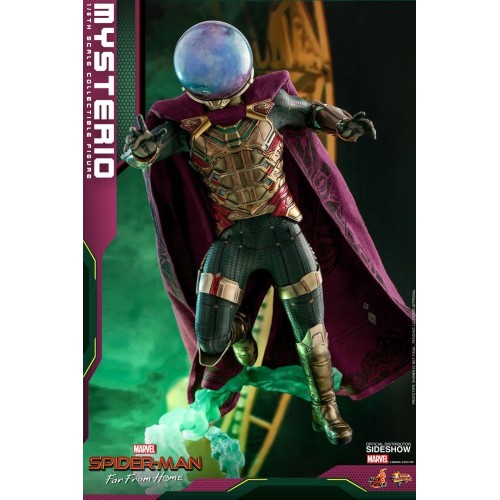 Spider-Man: Far From Home Action Figure Mysterio 30 cm HOT TOYS - 12