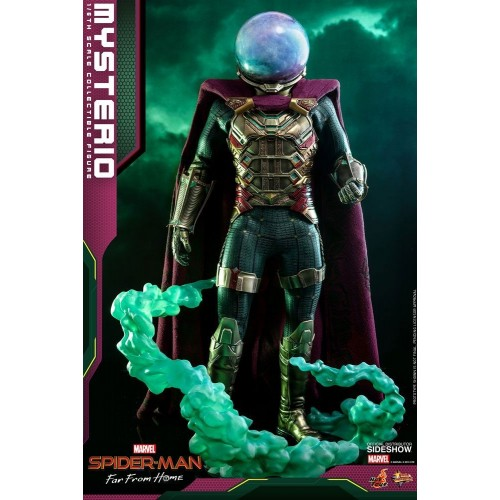 Spider-Man: Far From Home Action Figure Mysterio 30 cm HOT TOYS - 13