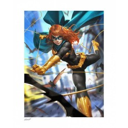 DC Comics Art Print Batgirl 32 by Derrick Chew 61 x 46 cm - unframed Sideshow Collectibles - 1