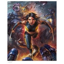 Marvel Art Print X-23 by Ian MacDonald 61 x 46 cm - unframed SIDESHOW COLLECTIBLES - 1