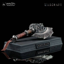 Weta Collectibles - Warcraft Replica 1/6 Durotan's Axe 20 cm Weta Collectibles - 1