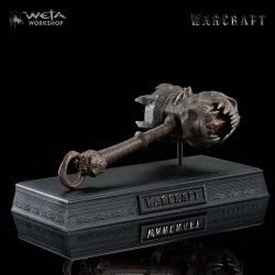 Weta Collectibles - Warcraft Replica 1/6 Skullbreaker of Blackhand 20 cm Weta Collectibles - 1