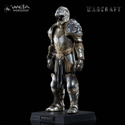 Weta Collectibles - Warcraft Statue 1/6 Armor of King Llane 33 cm Weta Collectibles - 1
