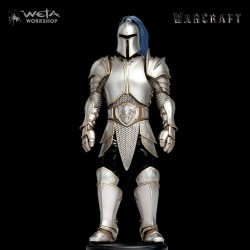Weta Collectibles - Warcraft Statue 1/6 Foot Soldier Armor 33 cm Weta Collectibles - 1