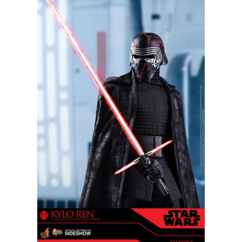 Star Wars Episode IX Action Figure 1/6 Kylo Ren 33 cm Hot Toys - 5