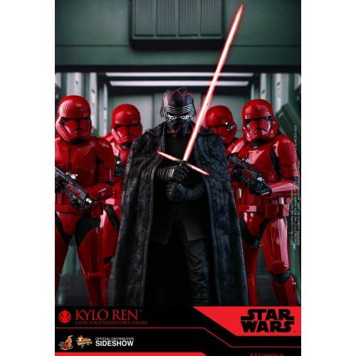 Star Wars Episode IX Action Figure 1/6 Kylo Ren 33 cm Hot Toys - 7