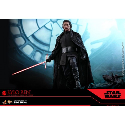 Star Wars Episode IX Action Figure 1/6 Kylo Ren 33 cm Hot Toys - 8