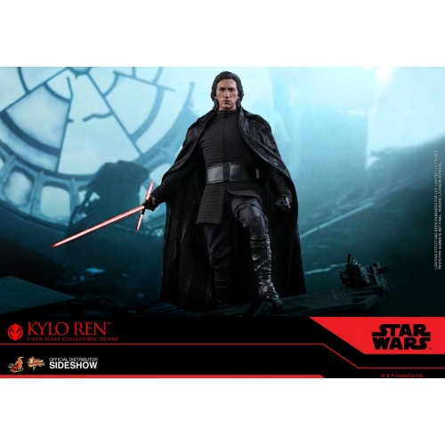 Star Wars Episode IX Action Figure 1/6 Kylo Ren 33 cm Hot Toys - 11
