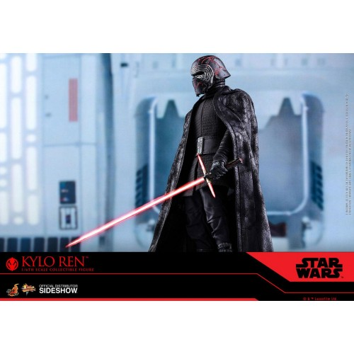 Star Wars Episode IX Action Figure 1/6 Kylo Ren 33 cm Hot Toys - 13