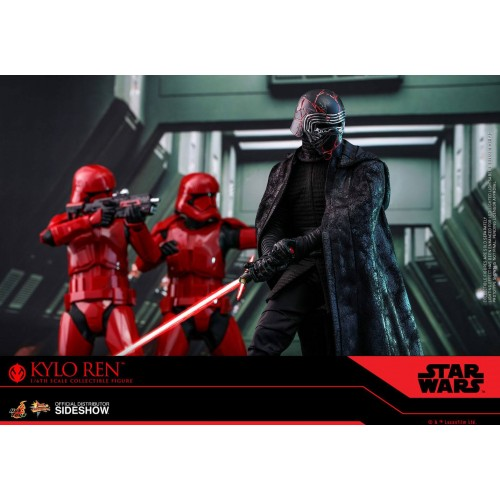 Star Wars Episode IX Action Figure 1/6 Kylo Ren 33 cm Hot Toys - 14