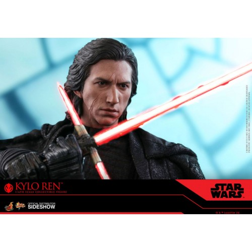 Star Wars Episode IX Action Figure 1/6 Kylo Ren 33 cm Hot Toys - 16
