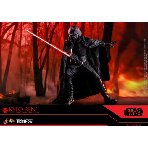 Star Wars Episode IX Action Figure 1/6 Kylo Ren 33 cm Hot Toys - 21