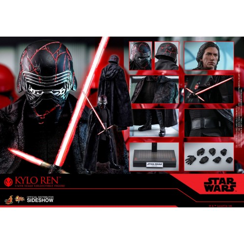 Star Wars Episode IX Action Figure 1/6 Kylo Ren 33 cm Hot Toys - 22